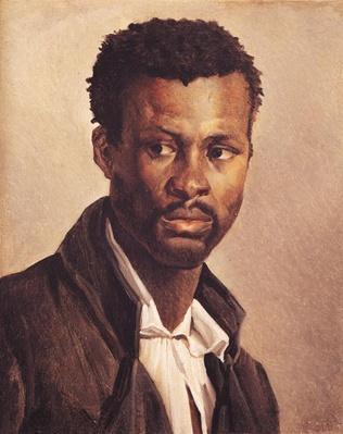 A Negro, 1823-24