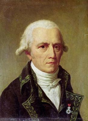 Portrait of Jean-Baptiste de Monet