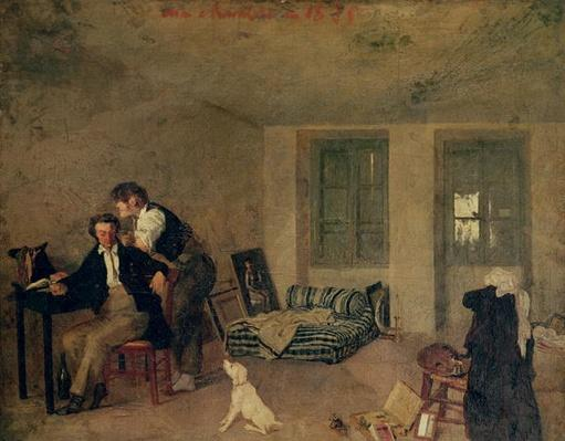 My Room in 1825