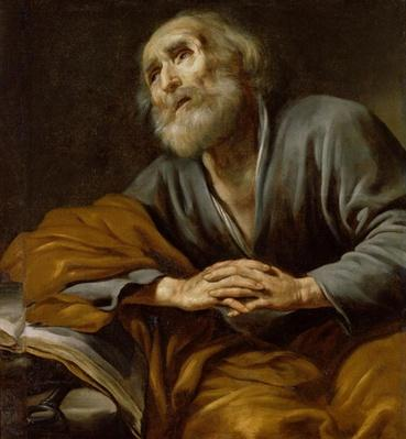 St. Peter Repentant