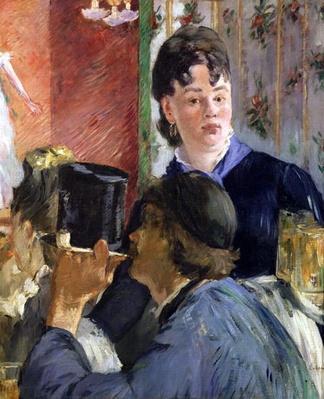 La Serveuse de Bocks, 1878-79