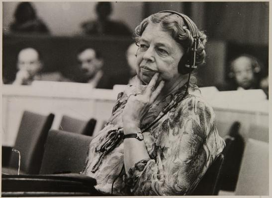 Eleanor Roosevelt at the United Nations | Ken Burns: The Roosevelts