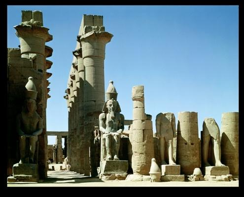 Colosses of Ramesses II