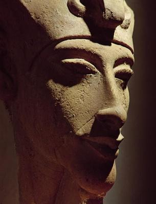 Head of Amenophis IV