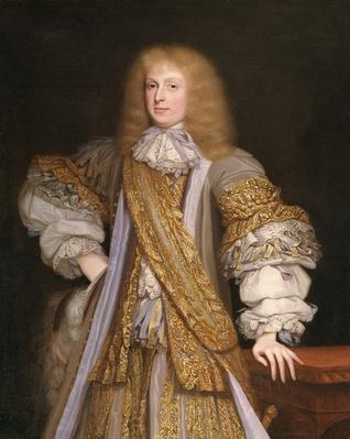Sir John Corbet of Adderley, c.1676