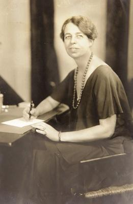 First Lady Eleanor Roosevelt at the White House, 1937 | Ken Burns: The Roosevelts