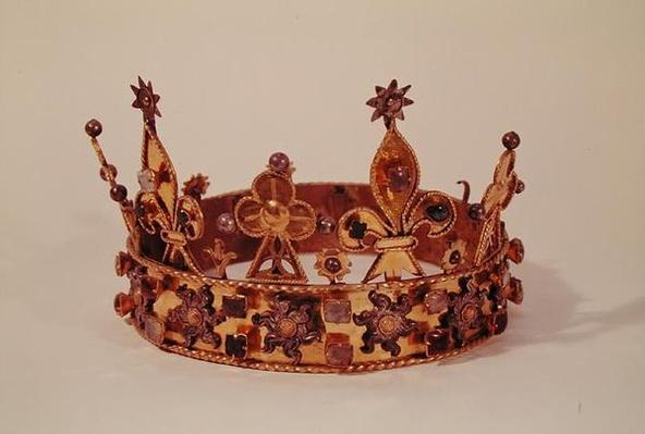Funerary crown of Philippe of France