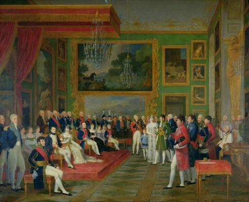 The Marriage of Eugene de Beauharnais