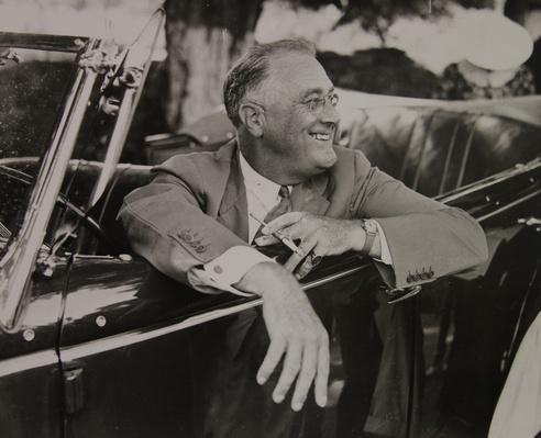 Franklin D. Roosevelt at Hyde Park | Ken Burns: The Roosevelts