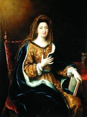 Portrait of Francoise d'Aubigne