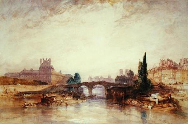 View of the Pont Royal