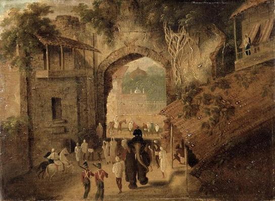 East Gateway, Patna, 1825