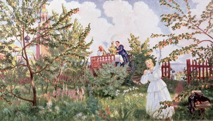 The Orchard, 1918