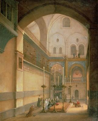 The Tomb Chapel in the Resurrection Temple in Jerusalem