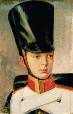 Portrait of Crown Prince Alexander Nikolayevich