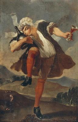 The Good Bottle, wine merchant's sign