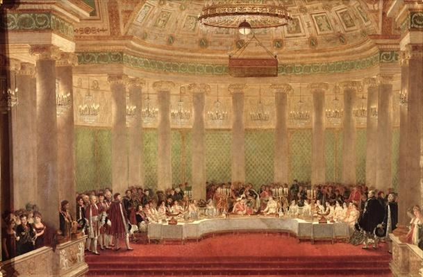 The Banquet for the Marriage of Napoleon Bonaparte