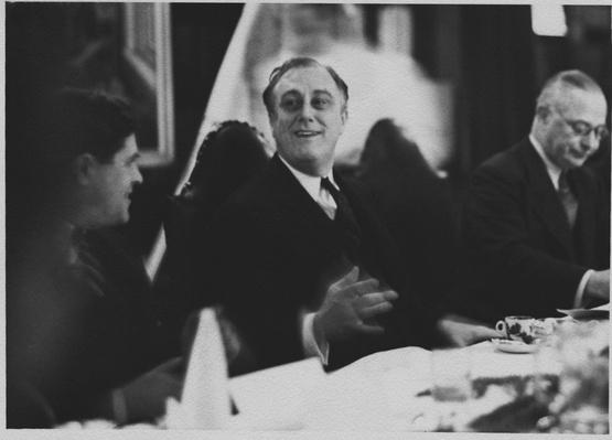 New York Governor Franklin Delano Roosevelt, 1932 | Ken Burns: The Roosevelts