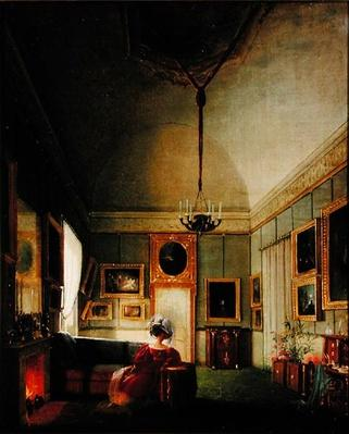 Salon of Hortense de Beauharnais