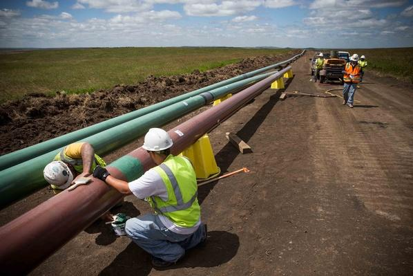 Oil Boom Shifts The Landscape Of Rural North Dakota   Human Impact on the Physical Environment   Geography