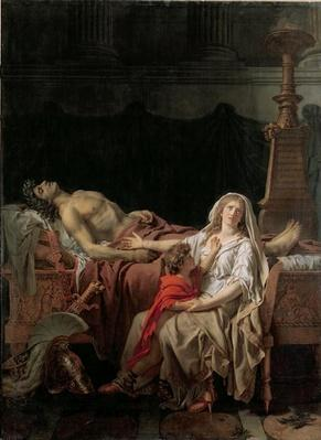 The Pain of Andromache, 1783