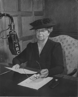 First Lady Eleanor Roosevelt Talks to the Radio Audience | Ken Burns: The Roosevelts
