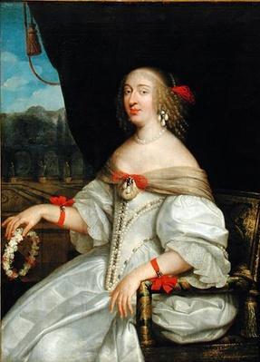 Portrait of Anne-Marie-Louise d'Orleans