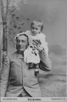 FDR as a Toddler, 1883 | Ken Burns: The Roosevelts