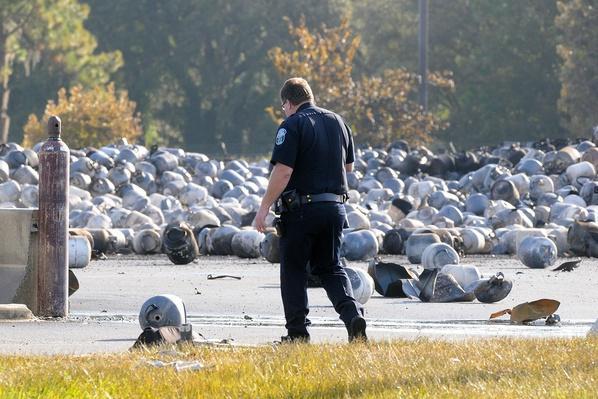 Explosion Rocks Propane Plant Near Orlando, Florida | Earth's Resources