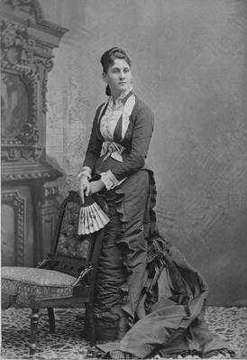Portrait of Sara Delano Roosevelt, 1878 | Ken Burns: The Roosevelts