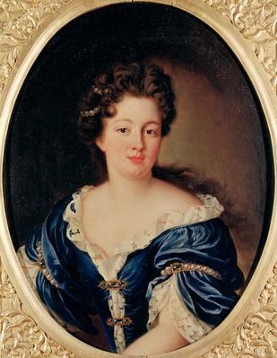 Portrait of Marie-Anne Mancini