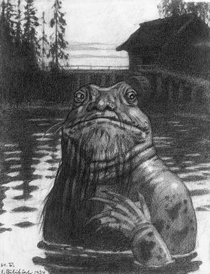 Vodyanoi, the Water Sprite, 1934