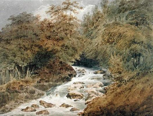 A Mountain Stream, 1801