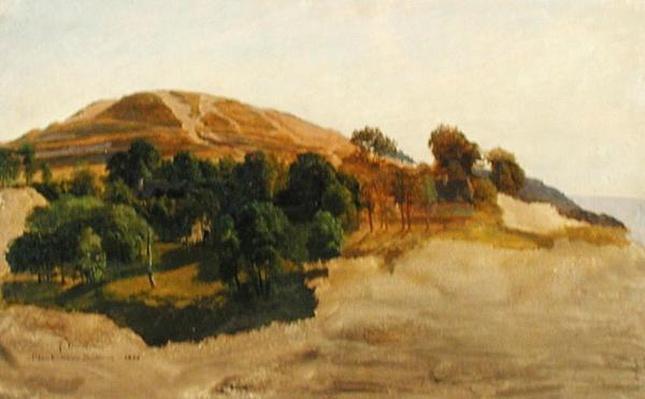 Sulberg, Blankenese, 1836