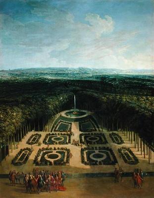 Promenade of Louis XIV