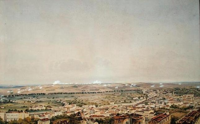 Battle of Toulouse, 10th April 1814
