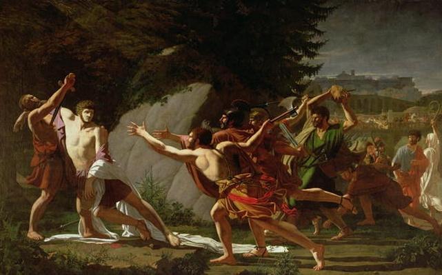 Death of Caius Gracchus
