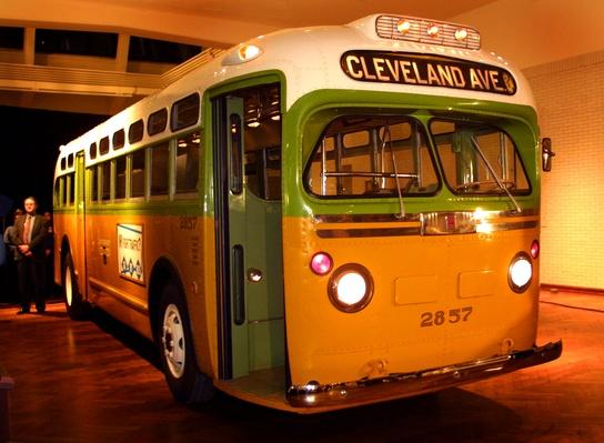 Bus Rosa Parks Made Her Stand On Restored | Civility & Brutality | The 20th Century Since 1945: Civil Rights & the New Millennium