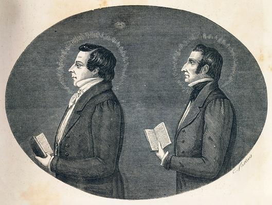 Joseph Smith and Hyrum Smith | World Religions: Mormonism