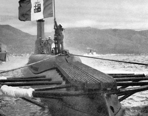 Torricelli S 512 Submarine of Italian Navy | World War II