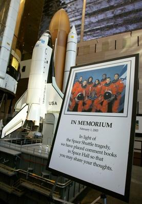 Nation Mourns For Columbia Astronauts | NASA Missions and Milestones in Space Flight