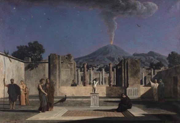 Dream in the Ruins of Pompeii, 1866