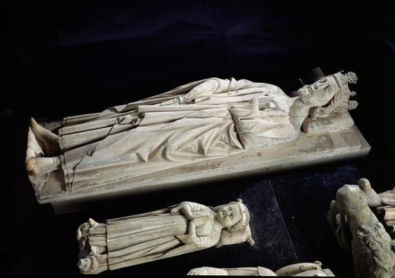 Tombs of Robert II