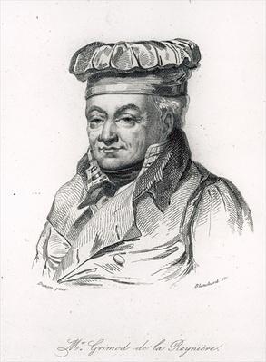 Alexandre Grimod de la Reyniere
