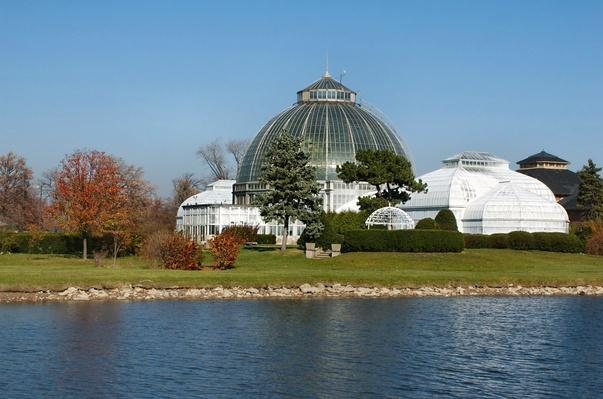 Belle Isle Conservatory | Famous American Architecture
