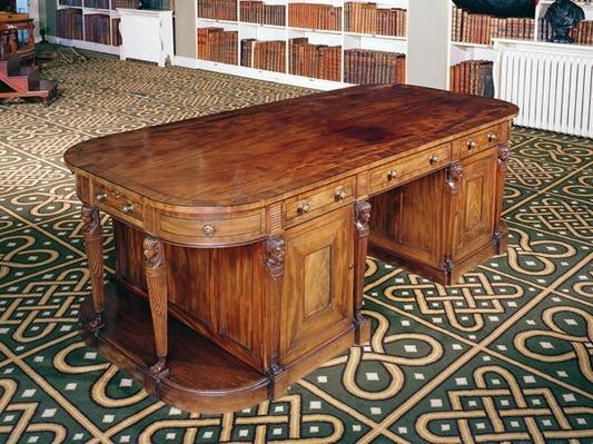 Desk by Thomas Chippendale Jr, 1805