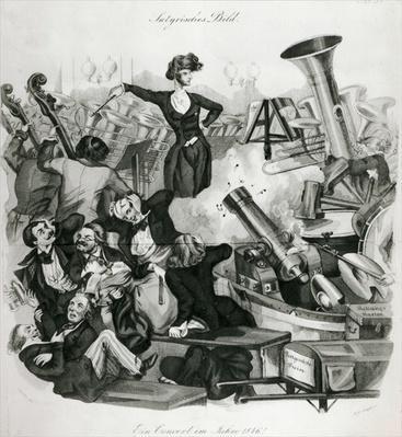 A Concert of Hector Berlioz
