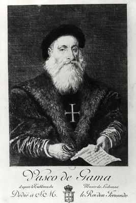 Portrait of Vasco da Gama