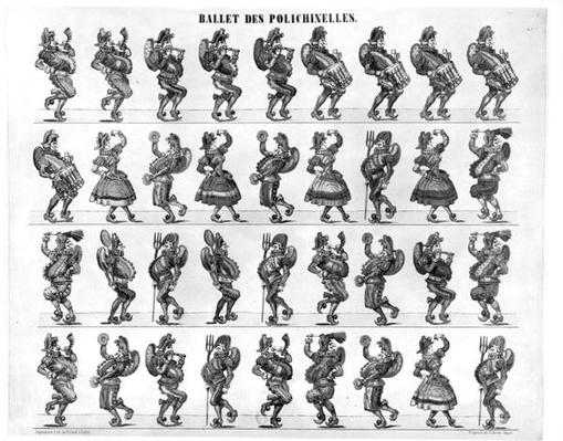 Ballet of the Polichinelles