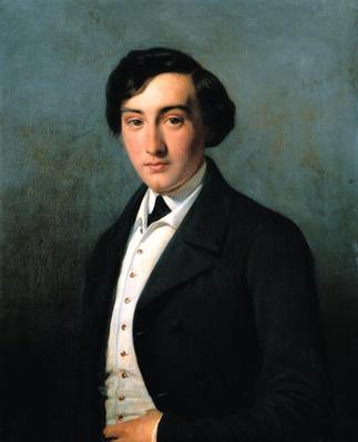 Portrait of Lucien Petipa